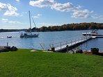Annisquam's Buoy 23: 4BR Waterfront w/Dock
