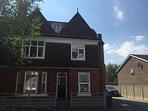 Stonefield Apartments - property and parking