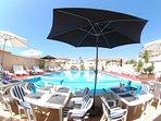 Résidence de vacances ARGENTIERE-CLUB - La piscine chauffée