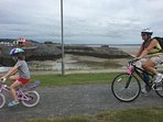 Family Friendly Cyclepaths