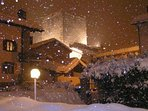 House in the mountain for skiing and relax