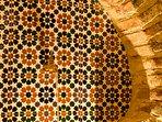 Patio Interior - Fuente de Fez