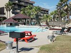 BBQ at any of our poolside grills!