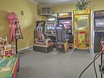 Be entertained for hours in the clubhouse's game room!