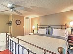 Each bedroom will grant you a great nights rest!
