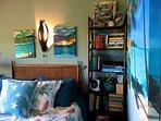 Second Bedroom w/Queen bed