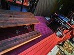Picnic Table Outside