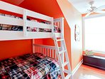 Bedroom 3 | 2nd Floor | Full Bunks