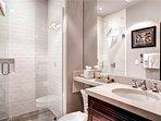 Bathroom, Indoors, Sink, Art, Entertainment Center