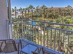 Guest Suite Patio/view