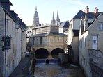 Bayeux ville médiévale à 9km de Port en Bessin