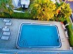 Bayside swimming pool
