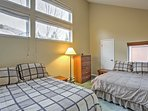 Bedroom 4 has 2 full-sized beds to accommodate more guests!