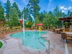 Kiddie Pool - Access may be available for an additional fee through Pine Canyon Concierge.