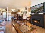 Snowdance Condominiums A302 - Walk to slopes, laminate floors, Mountain House!