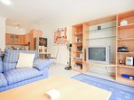 Flat 5A - Living Area