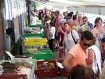 Boulogne/mer: Marché aux poissons