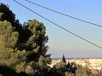 Views of the Mediterranean Sea .