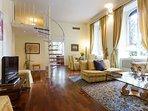 Living Room .... spacious and comfortable