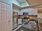 Majestic Sun 912A -  Kitchen Featuring Granite Counter Tops