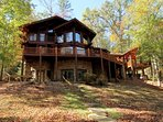 River Ridge Lodge on the Toccoa Riverfront - Book By Bedroom Rates - 4 King beds