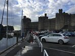 Caernarfon Castle a really wonderful day out