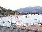 Harbour 5 minute walk
