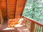 Upper Deck Swing