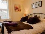 King size double bedroom