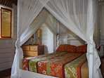 Cinnamon bedroom