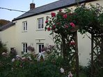 Our Country Cottage near Combe Martin