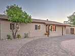 You'll love the home's location in a quiet, established neighborhood.