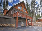 The possibilities for  fun are endless at this extraordinary Blue River vacation rental townhome!