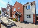15 CITY ROAD, detached house on an unmade road, with en-suite shower to master