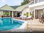 Samui Sunset Pavilions -Privacy in Paradise