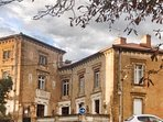 La Maison des Avocats is rustic and has great charm in this delightful area of SW France
