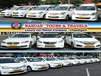 Tourist Taxi in Chandigarh