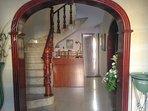 Entrance - Reception Desk