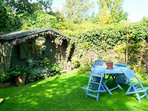 The Garden and Summer House are also at your disposal
