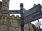 Abbey view cottages are perfect to stay in if you are walking the 1066 walk.