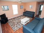 Comfortable Great Room - Large Flatscreen TV and DVD