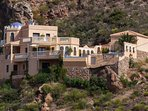 Luxurious Villa set into the Cabrera Mountains with views across to Sierra Nevada & the Sea.