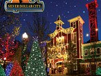 Silver Dollar City about 20 minute drive!