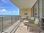 Leave your worries behind and make plans to stay at this oceanfront 2-bedroom, 2-bathroom Dauphin Island vacation...