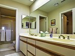 You'll love the privacy of having your own en-suite bathroom!
