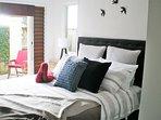 1st queensize bedroom