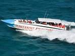 A 'must do' day trip with Powerboat Adventures!!