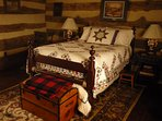 1858 Rope Bed