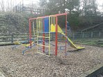 We welcome all ages. - Children's play area and football field within walking distance.