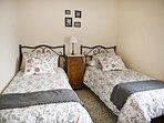 Habitacion doble camas individuales